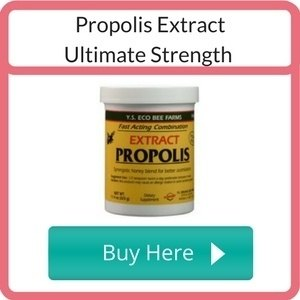 Propolis – a natural remedy for Candida (1)