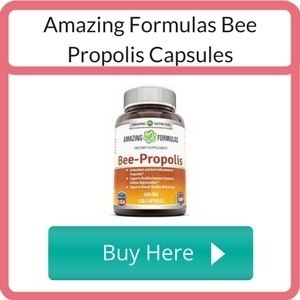 Propolis – a natural remedy for Candida