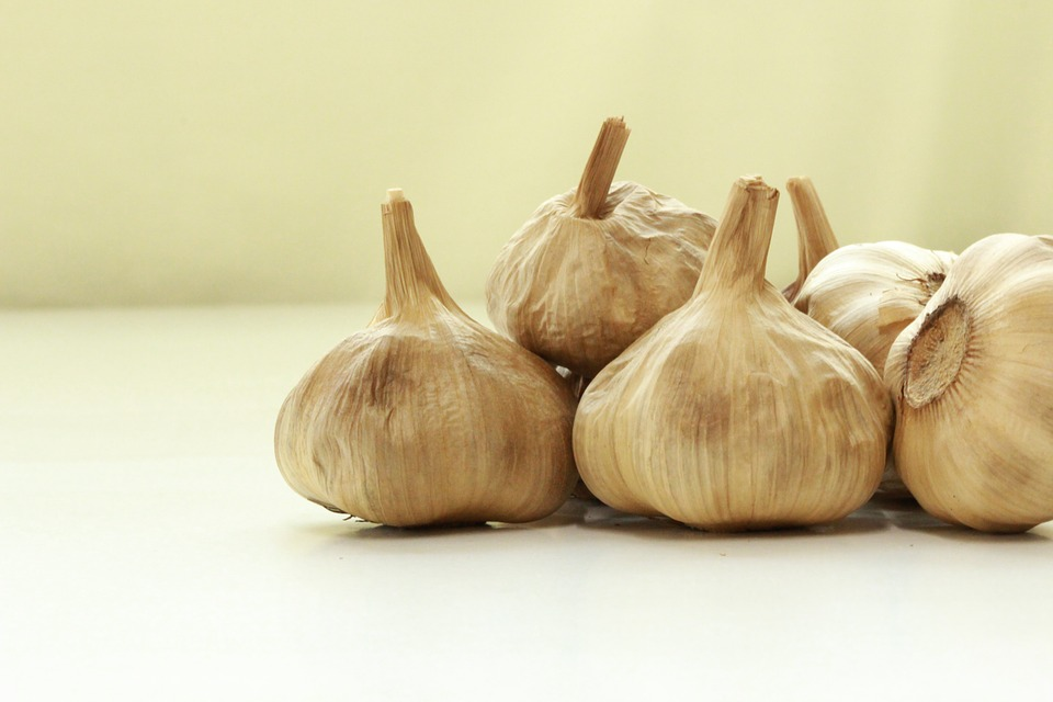 Does garlic cure yeast infections