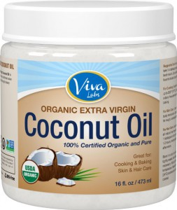 Coconut oil for vaginal yeast infection