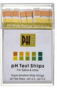 Phinex Diagnostic pH Test Strips review