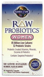 The best probiotics for vaginal yeast infection