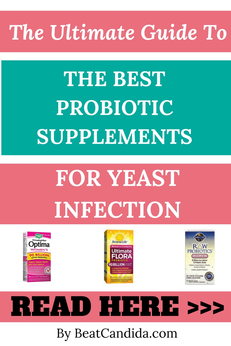 what are the best probiotic supplements for yeast infection