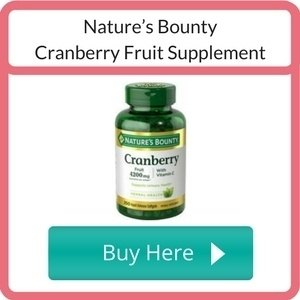 Can cranberry juice cure a yeast infection-