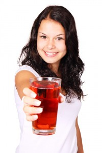 Can cranberry juice cure a yeast infection?