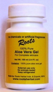 Pure Aloe Vera Gel by Roots