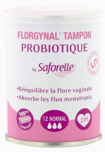 Saforelle (Ellen) Probiotic Tampons Review