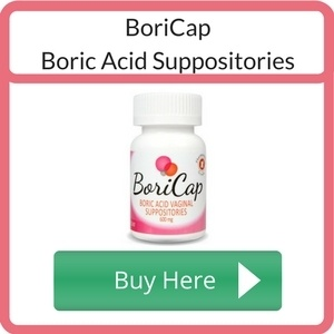 Boric acid for vaginal infections