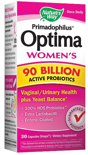 Probiotic supplements for vaginal health