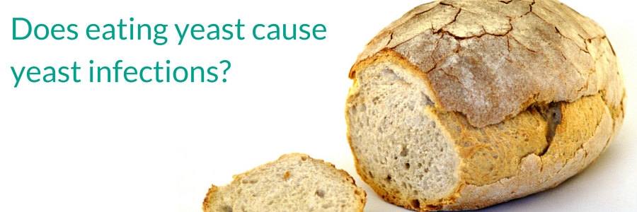 Does eating yeast cause yeast infections