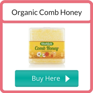 Honey, natural home cure for yeast infection