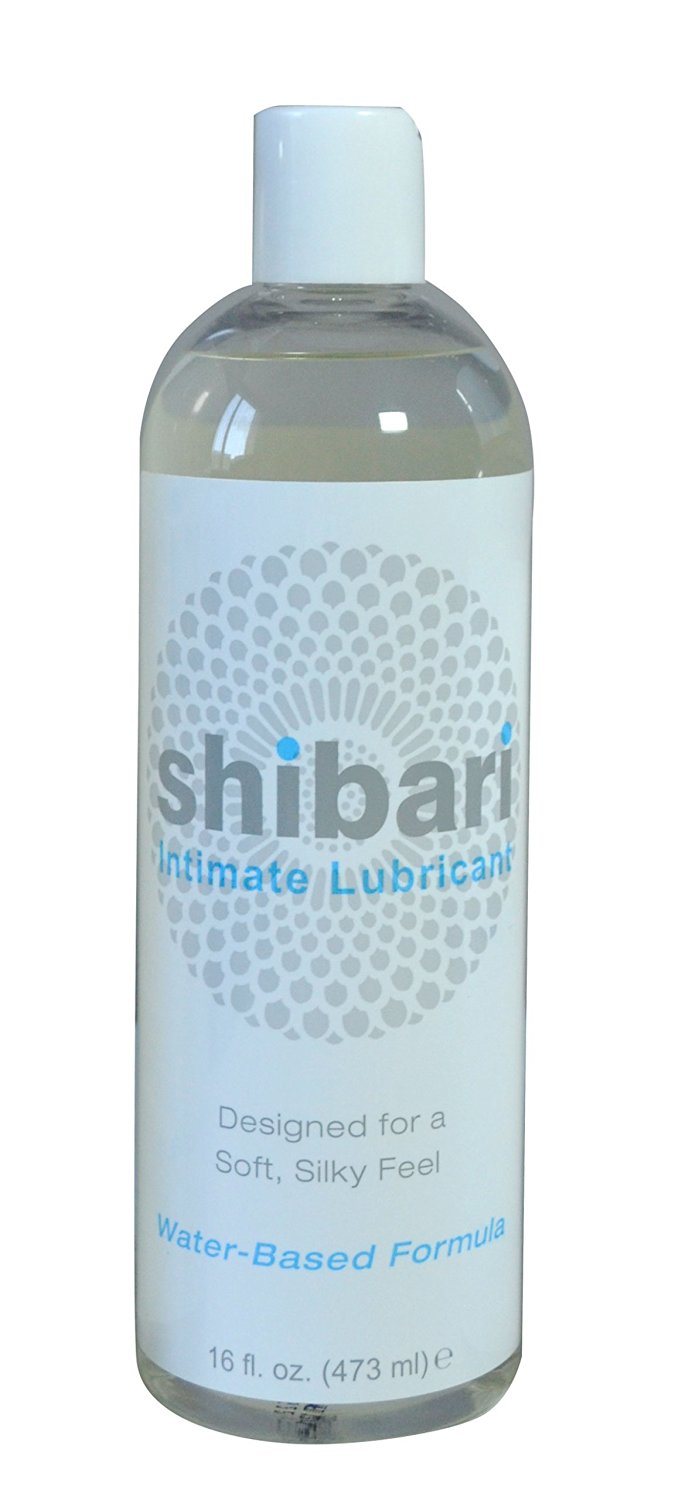 Shibari lubricant review