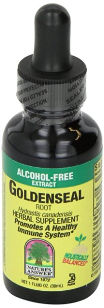 How to use goldenseal for yeast infection?