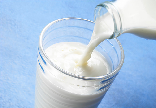 Can milk cause yeast infections?