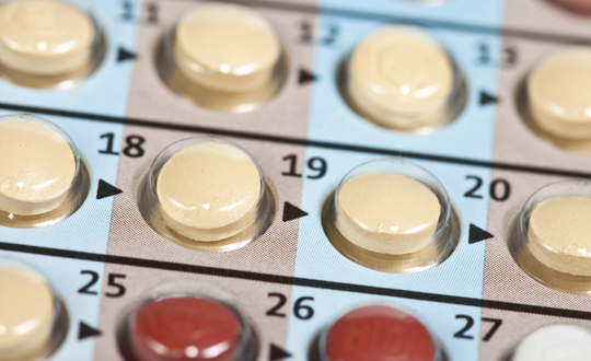 Do birth control pills cause yeast infections