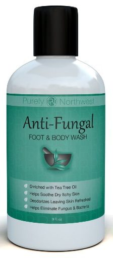 What's the best antifungal soap