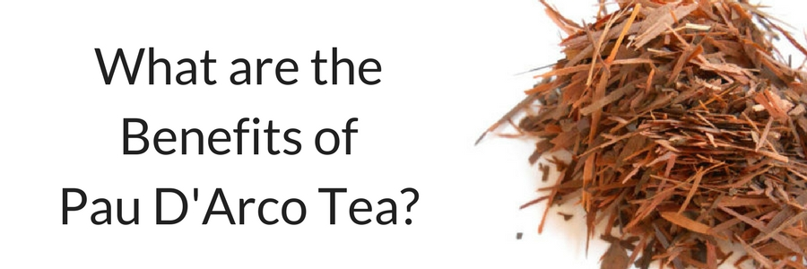 What are the Benefits of Pau D'Arco Tea
