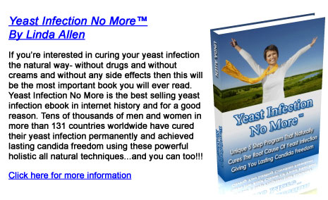 Books about yeast infection