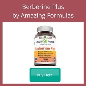 Is berberine antifungal-