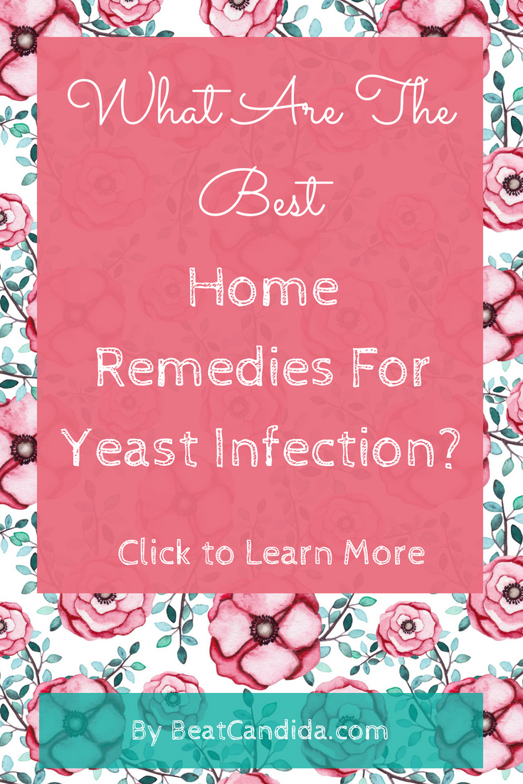 top home remedies for vaginal yeast infection