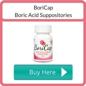 boric acid for chronic yeast infection