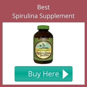 Is spirulina good for Candida