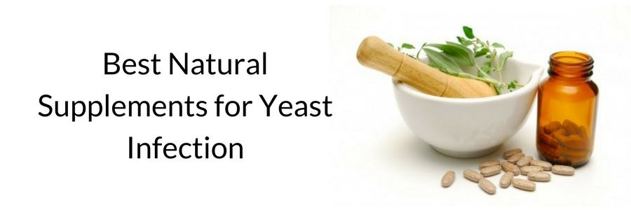 Best Natural Supplements for Yeast Infection