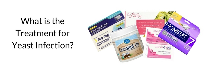 What is the Treatment for Yeast Infection?