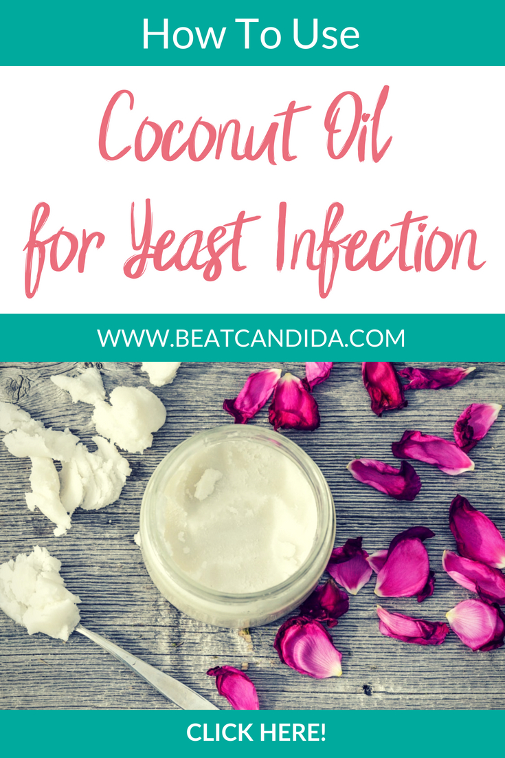 how to make coconut oil suppositories for yeast infection