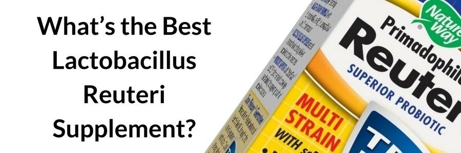 What's the Best Lactobacillus Reuteri Supplement?