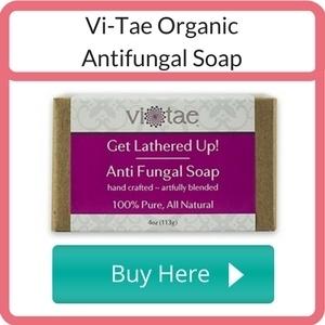 Vi-Tae Organic Antifungal Soap