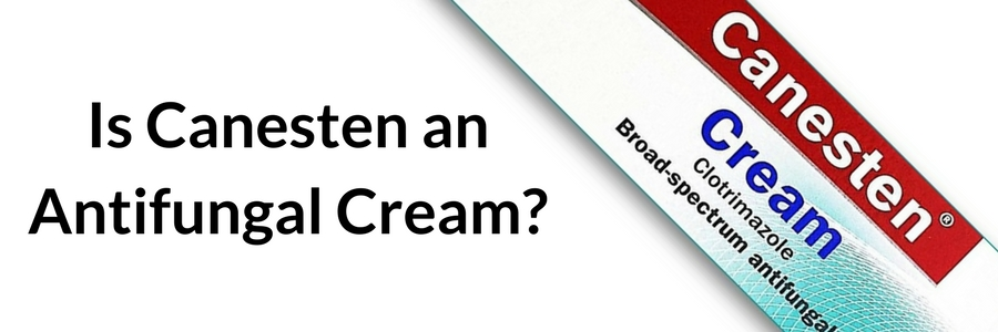 Is Canesten an Antifungal Cream?