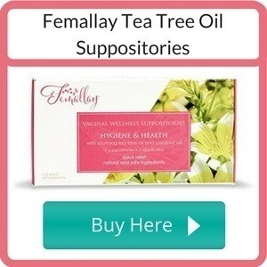 Natural Vaginal Suppositories