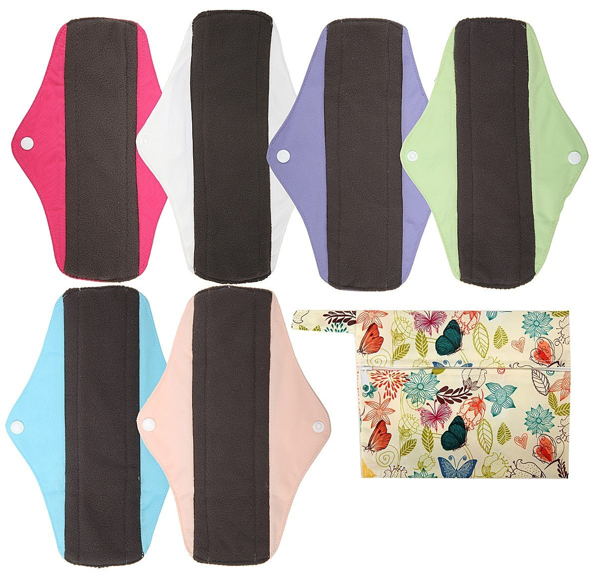 what are the best reusable menstrual pads